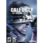 Activision call of duty ghosts, pc.