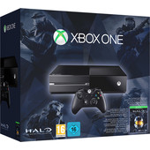 Microsoft xbox one + halo master chief collection.