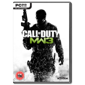 Activision call of duty: mw3.