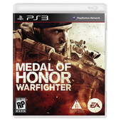 Electronic arts medal of honor warfighter, ps3.