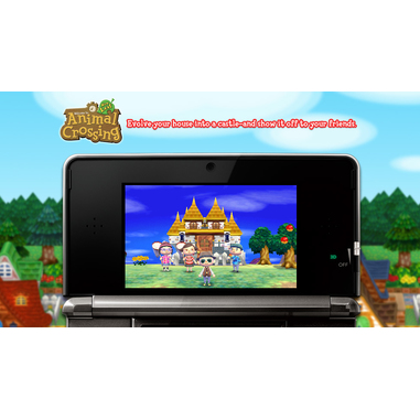 how to play animal crossing new leaf online