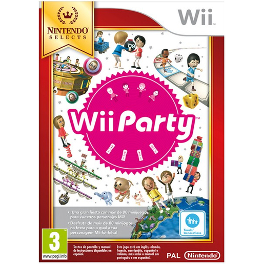 Nintendo Party  Wii