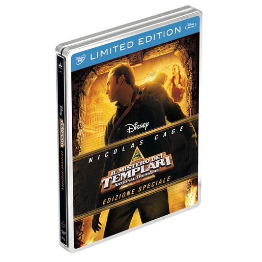 Il mistero dei templari (Blu ray + DVD)