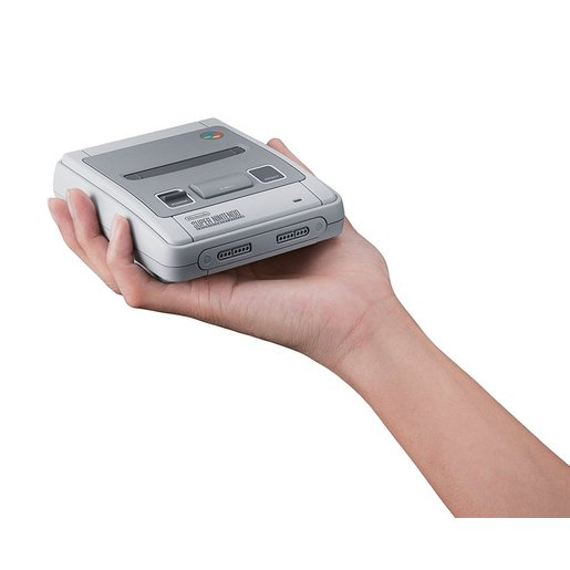 Image of Nintendo Classic Mini: Super Nintendo Entertainment System