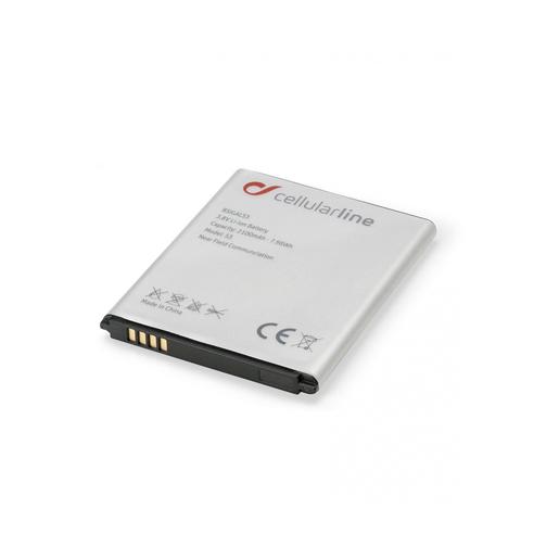 Image of Cellularline BSIGALS3 ricambio per cellulare Batteria Argento