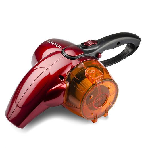 G3 Ferrari Magnifico aspiratore portatile Senza sacchetto Nero, Rosso