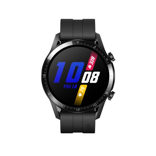 Image of Huawei WATCH GT 2 smartwatch Nero AMOLED 3,53 cm (1.39'') GPS (satellit