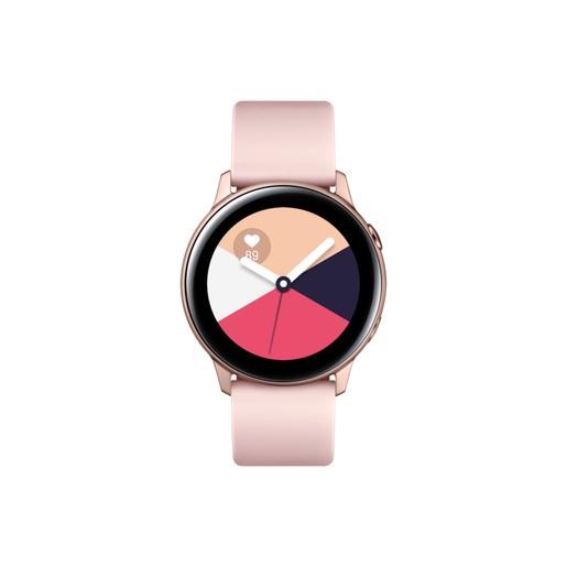 Image of Samsung Galaxy Watch Active SM-R500 smartwatch Rose gold SAMOLED 2,79