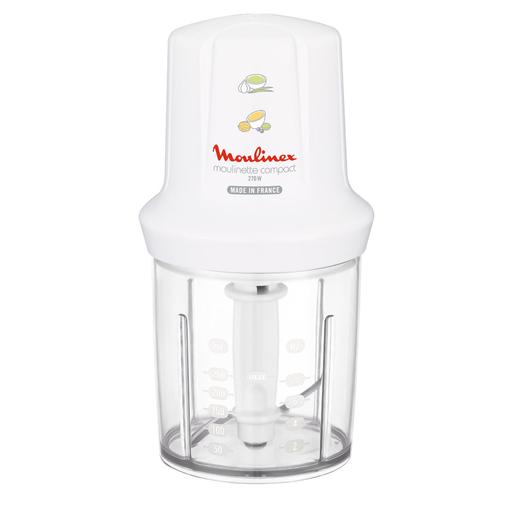 Image of Moulinex DJ300110 0.8L 270W Bianco tritaverdure elettrico