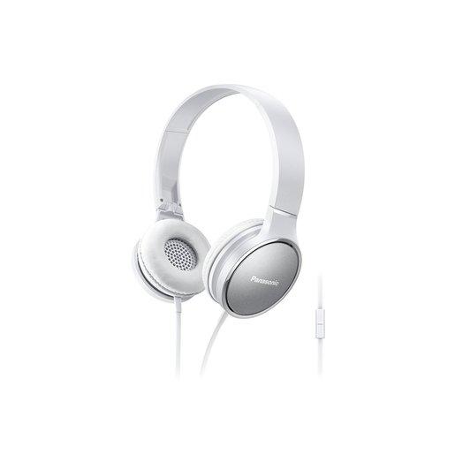 Image of Panasonic RP-HF300ME-W Padiglione auricolare Stereofonico Cablato Grig