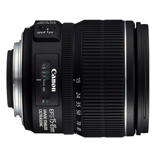 Canon EF S 15 85mm f3.5 5