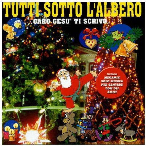 Image of Tutti Sotto L'albero, CD