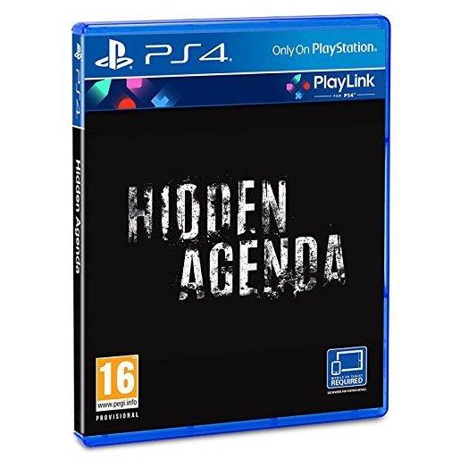 Hidden Agenda  Playstatio