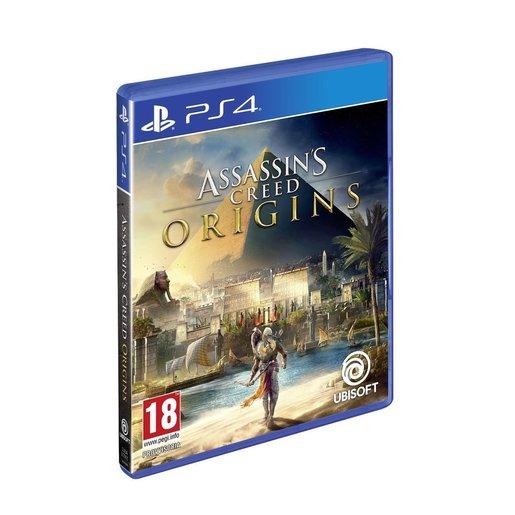 Assassin's Creed Origins - Play...  </br></br> <i class='fa fa-4x fa-arrow-down'></i> </br> <span><div class=