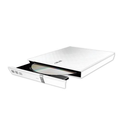 Image of ASUS SDRW-08D2S-U Lite lettore di disco ottico Bianco DVD±R/RW