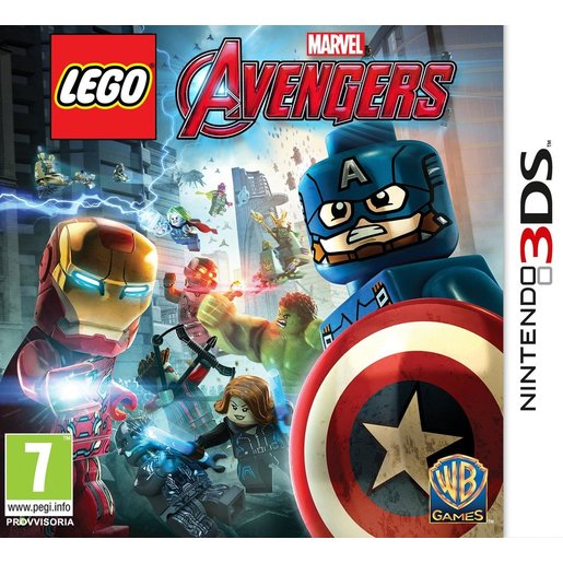 Image of Lego Marvel's Avengers - Nintendo 3DS