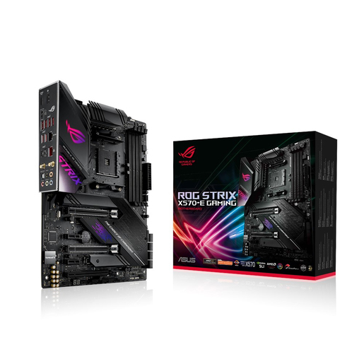 ASUS ROG Strix X570 E Gaming scheda madre Presa AM4 ATX AMD X570