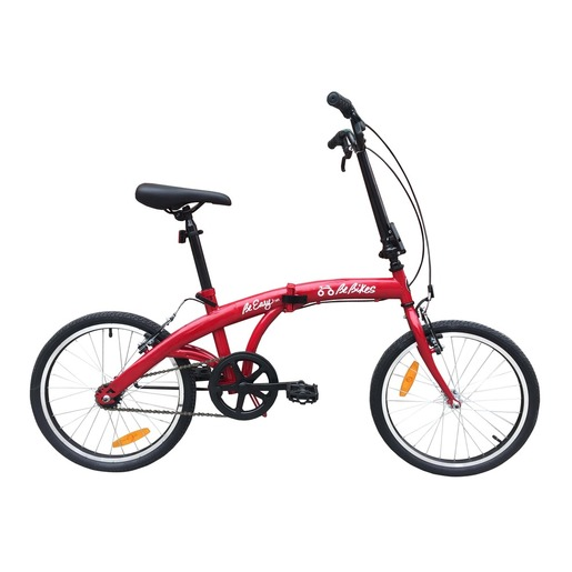 Image of        BeBikes Be Easy rossa