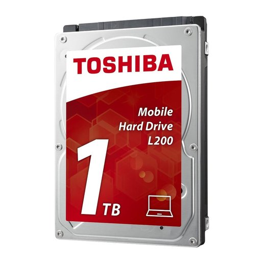 Image of Toshiba internal HDD L200 1TB