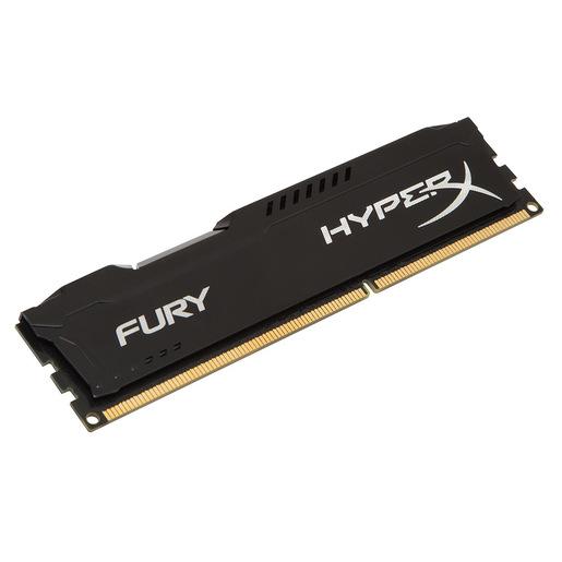 HyperX FURY Black 4GB 1866MHz DDR3 memoria