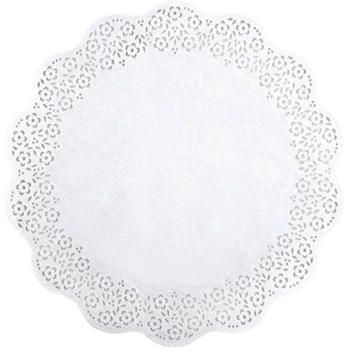 Image of Tescoma Tovaglietta sottotorta in carta ø 36 cm, 8 pz delicia