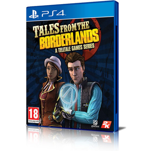 Image of Tales from the Borderlands: a Telltale Games series - Playstation 4