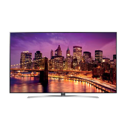 Image of LG 75SJ955V 75'' 4K Ultra HD Smart TV Wi-Fi Nero, Argento LED TV