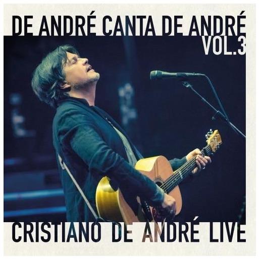 Image of De André canta De André vol. 3