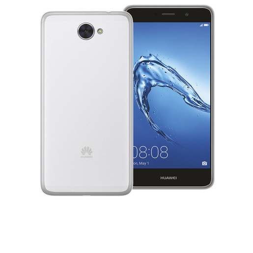 Image of Phonix Cover Gel Protection Plus per Huawei Nova Lite Plus - Trasparen
