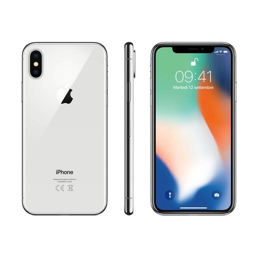 Image of Apple iPhone X 5.8'' SIM singola 4G 256GB Argento
