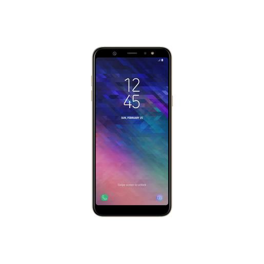 Image of Samsung Galaxy A6+ 32 GB Dual SIM oro