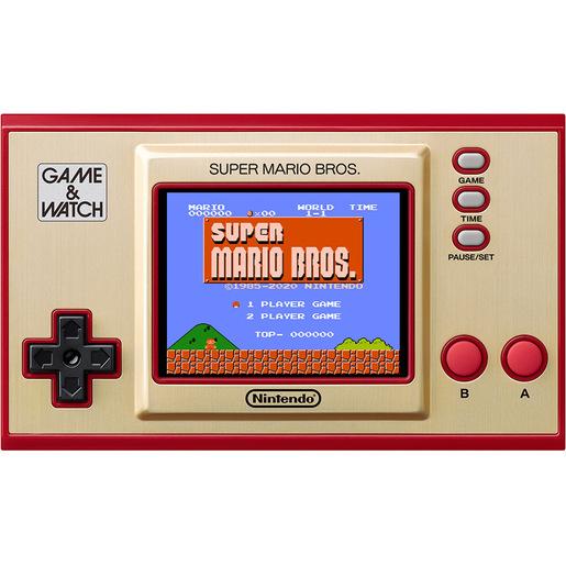 Nintendo Game & Watch: Super Mario Bros. edizione limitata