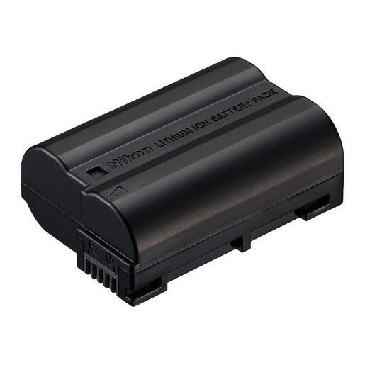 Image of Nikon Rechargeable Li-ion battery EN-EL15 Ioni di Litio 1900mAh 7V bat