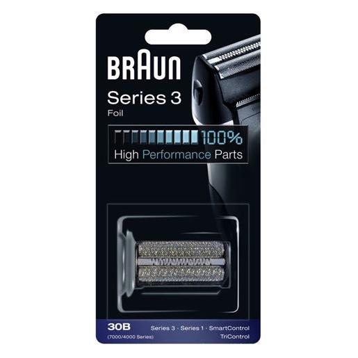 Image of Braun Series 3 Lamina Di Ricambio 30B Per Rasoi Elettrici SmartControl