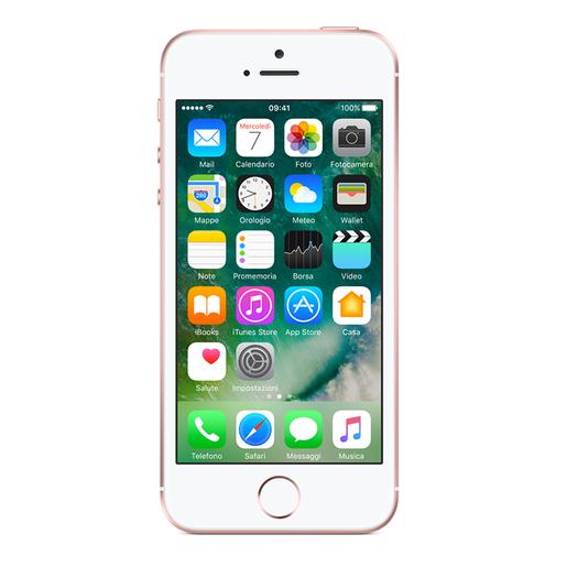 Image of Apple iPhone SE SIM singola 4G 32GB Oro rosa