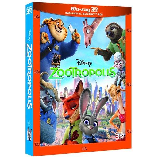 Image of Zootropolis (Blu-ray 3D + Blu-ray)