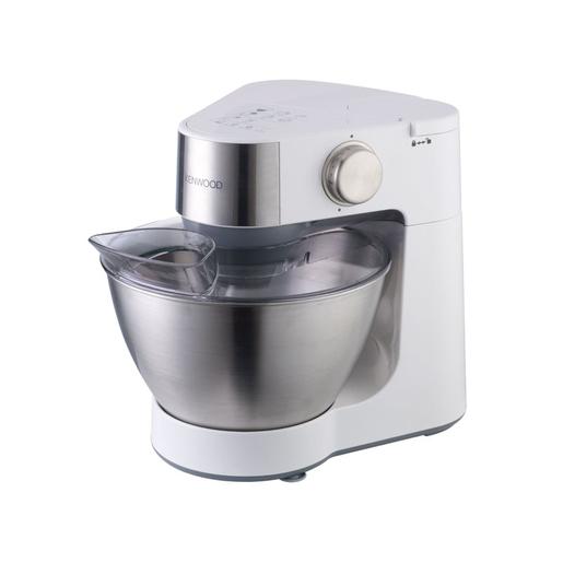 Kenwood KM242 900W 4.3L Argento, Bianco robot da cucina