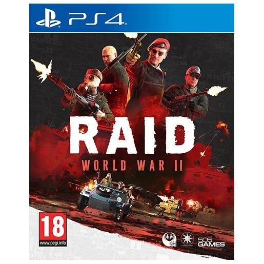 Raid: World War II  Plays