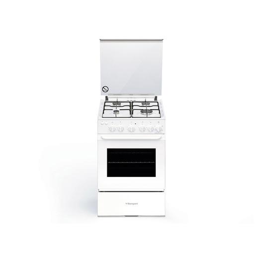 Image of Bompani BI540GC/N cucina Piano cottura Bianco Gas A