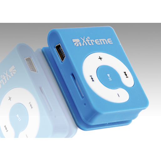 Image of Xtreme Lettore MP3 8 GB, blu