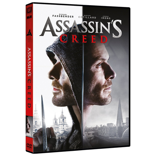 Assassin's Creed (DVD) 2D