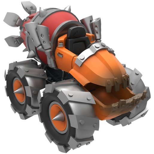 Image For Skylanders super chargers vehicle Thump Truck