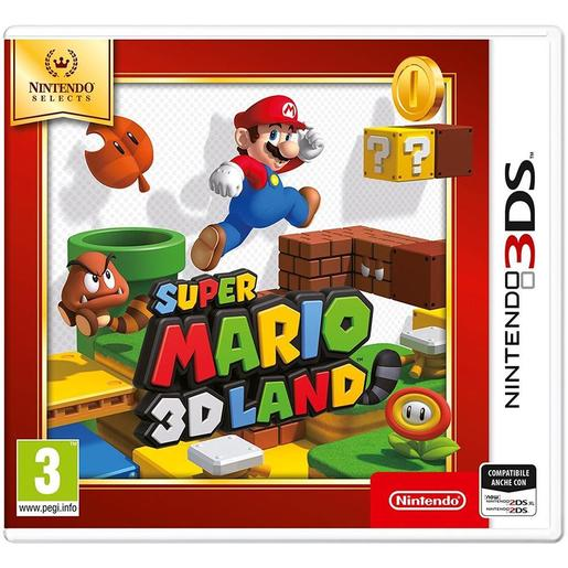 Image of Super Mario 3D Land Select - 3DS