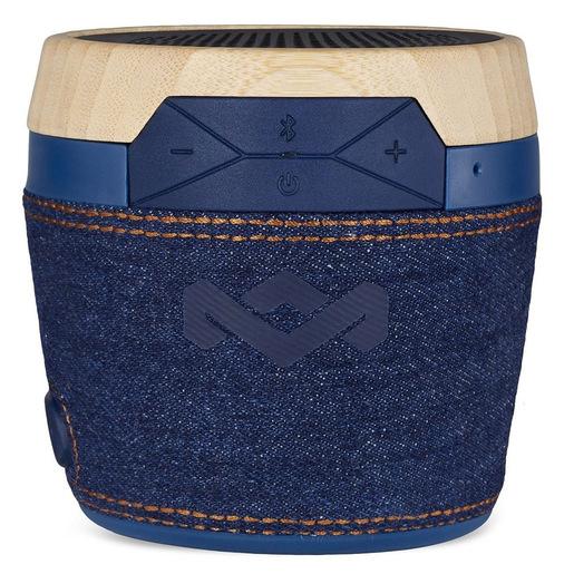 Image of The House Of Marley Chant Mini Altoparlante portatile mono Nero, Blu,