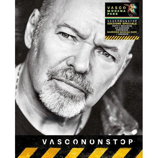 Image of Vascononstop (4CD + Bandiera + Adesivo)