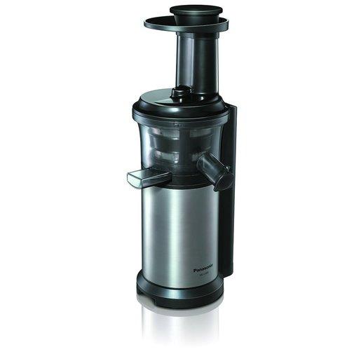Panasonic MJ L500 Slow Juicer spremiagrumi Estrattore di succo Nero, A