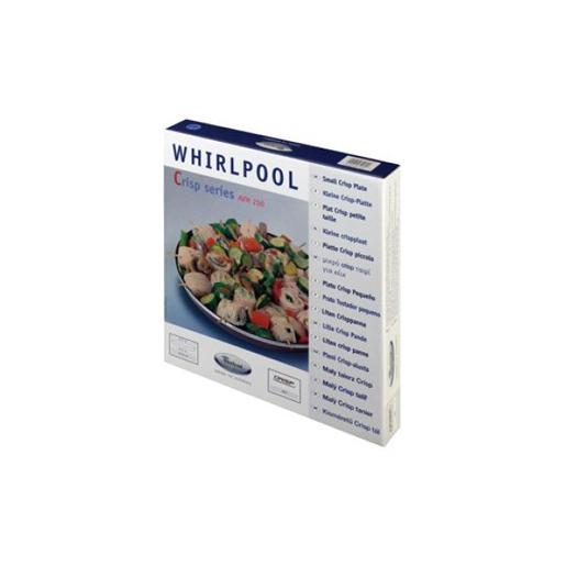 Image of Whirlpool Piatto crisp per microonde 25 cm