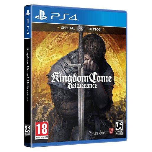 Kingdom Come: Deliverance - Special Edition PS4