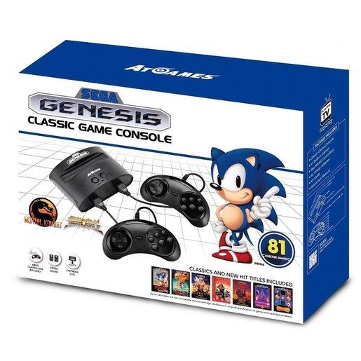 Sega Megadrive Classic (8