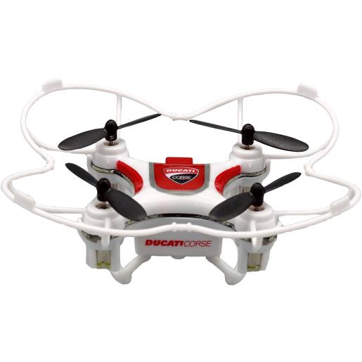 Image of Ducati Corse Dromocopter  4rotori 120mAh Bianco drone fotocamera